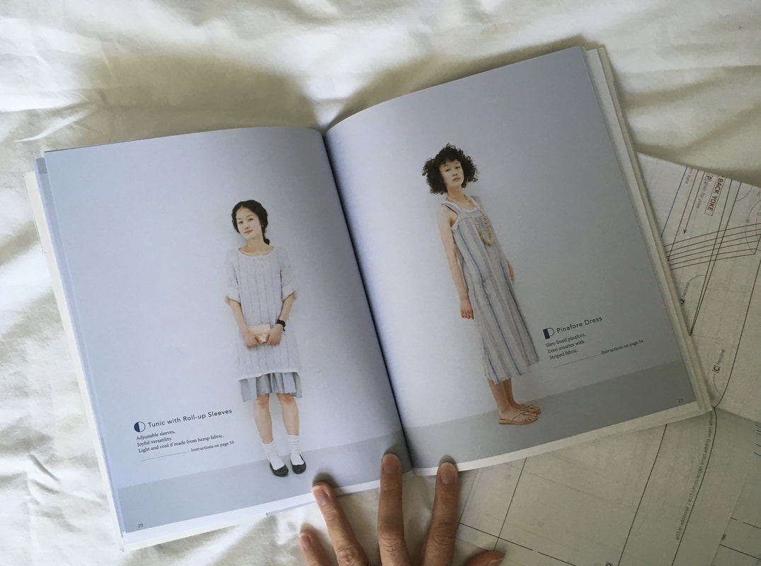 japanese sewing pattern books - fairdare